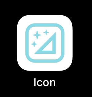 【iPhone】アイコン着せ替えアプリの使い方