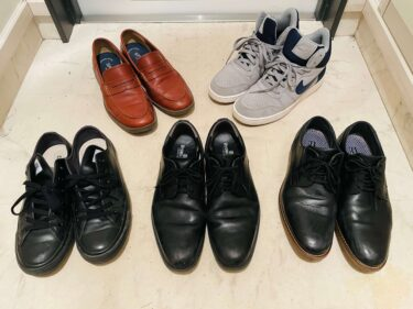 ミニマリストが持っている靴の数は?靴の減らし方や選ぶコツ!